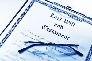 wills and probate